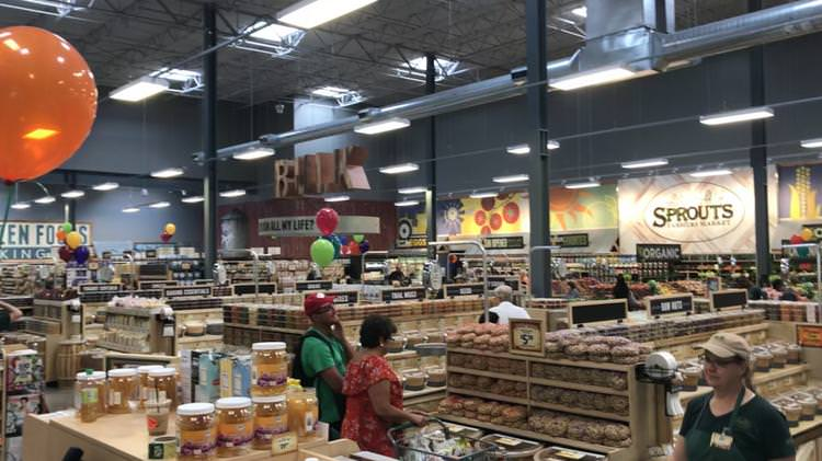 Why Sprouts Farmers Market opened its new store within 5 miles of 3 others